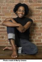 Jacqueline Woodson will present the Closing General Session at the 2016 ALSC National Institute