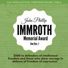 Immroth Award