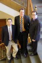 Michael Witt, Jake Carlson, and D. Scott Brandt