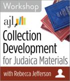 Collection Development for Judaica Materials Workshop