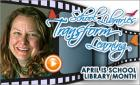 Megan McDonald School Library Month PSA