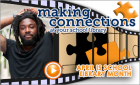Jason Reynolds for AASL School Library Month