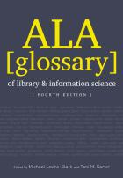 Book cover: American Library Association  Glossary