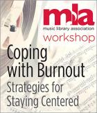 Coping with Burnout: Strategies for Staying Centered Workshop