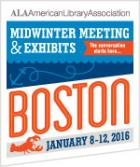 2016 Midwinter Meeting & Exhibits: Boston, January 8-12, 2016