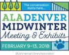 2018 ALA Midwinter Meeting & Exhibits Logo
