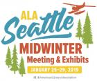 2019 ALA Midwinter Meeting & Exhibits Logo