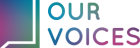 Our voices Logo