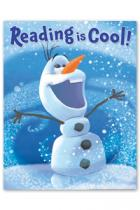 Olaf READ poster