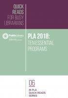 PLA 2018 Ten Essential Programs - cover