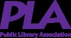 Public Library Association logo