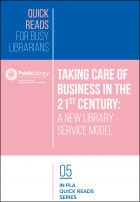 Cover image: Taking Care of Business in the 21st Century