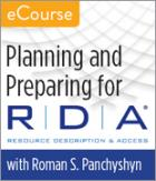 Planning and Preparing for RDA