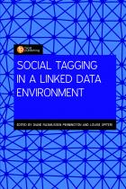 book cover for Social Tagging in a Linked Data Environment