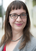 Rachel Ivy Clarke, winner of the ALCTS Outstanding Publication Award