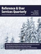 RUSQ Winter 2017 Edition Cover