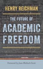 The Future of Academic Freedom book cover