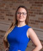 Photo of Katelyn N. Ringrose, ALA's 2019 Google Fellow