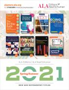cover image for Spring/Summer 2021 New and Noteworthy Titles Catalog from ALA Editions | ALA Neal-Schuman