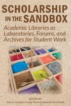 Scholarship in the Sandbox cover
