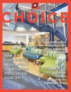 September 2016 Choice cover