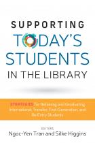 Supporting Today's Students in the Library cover