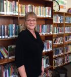 United for Libraries President-Elect Susan Schmidt