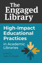 The Engaged Library book cover