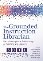 The Grounded Instruction Librarian cover
