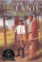 Cover of The Land by Mildred D. Taylor