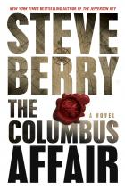 Book cover: The Columbus Affair