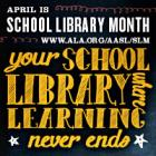 School Library Month 2015
