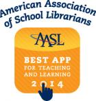 AASL Best Apps for Teaching & Learning Logo
