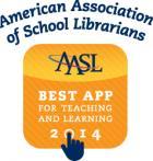 AASL Best Apps for Teaching & Learning Logo