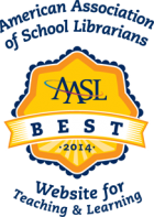 AASL Best Websites for Teaching & Learning Logo