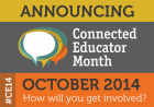 Connected Educator Month (CEM)