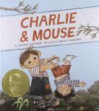 Book cover: Charlie and Mouse