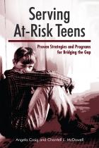 Book cover: Serving At-Risk Teens