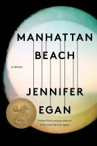 Book cover: Manhattan Beach by Jennifer Egan
