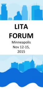 2015 LITA Forum graphic