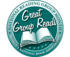 Great Group Reads, National Reading Group Month