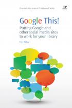 Book cover: Google This