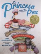 Book cover: La Princesa and the Pea