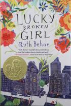 Book cover: Lucky Broken Girl