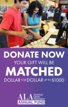 ALA Annual Fund Matching Campaign