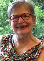 Cecilia McGowan, 2019-2020 ALSC President