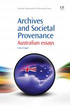 Archives and Societal Provenance: Australian Essays