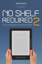 Book cover: No Shelf Required 2