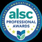 ALSC Professional Awards Logo