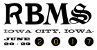 RBMS 2017 conference logo